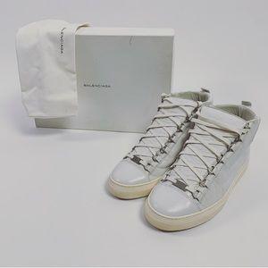 Balenciaga Arena Sneakers Blanc